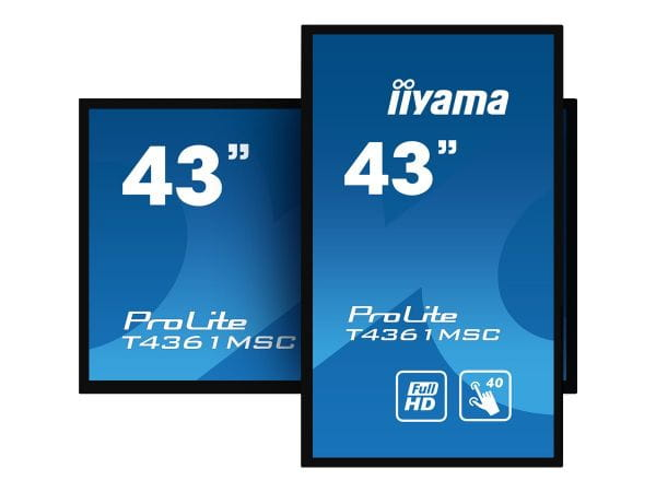 Iiyama TFT Monitore T4361MSC-B1 5