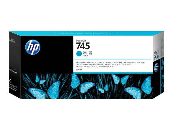 HP  Tintenpatronen F9K03A 1