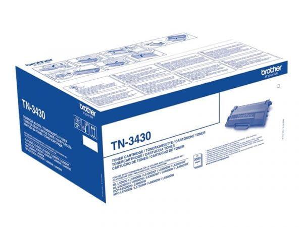 Brother Toner TN3430 1