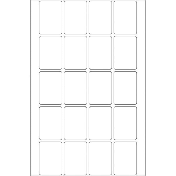 HERMA Papier, Folien, Etiketten 2430 4
