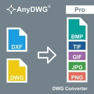 DWG to Image Converter Pro [1 User] ESD