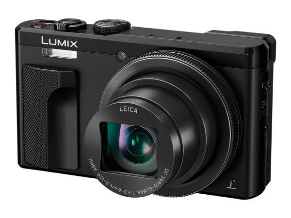 Panasonic Digitalkameras DMC-TZ81EG-K 1