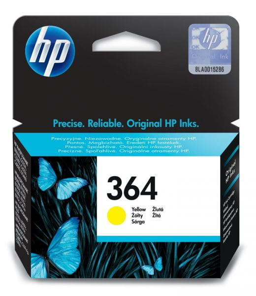 HP  Tintenpatronen CB320EE 1