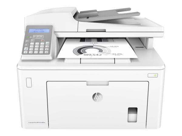 HP  Multifunktionsdrucker 4PA42A#B19 2