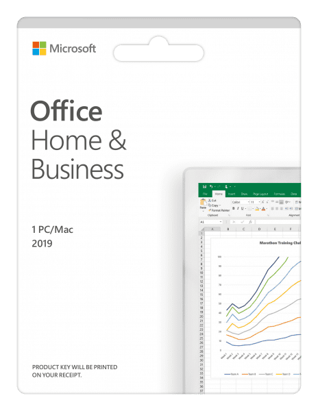 Office Home & Business 2019 ESD Multilingual