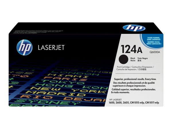 HP  Toner Q6000A 1