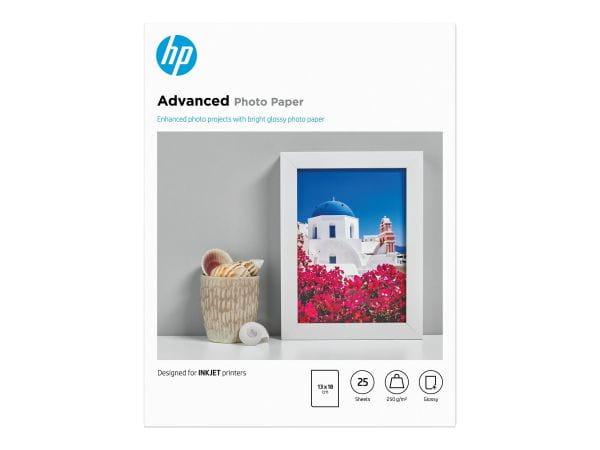 HP  Papier, Folien, Etiketten Q8696A 2