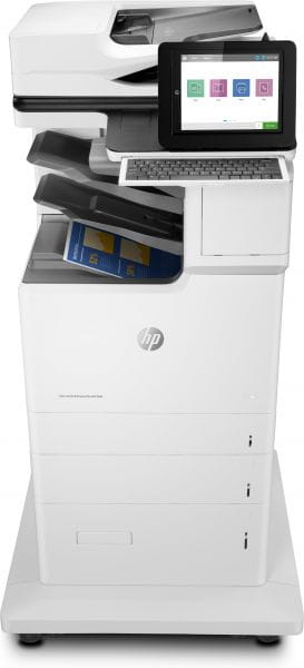 HP  Multifunktionsdrucker J8A17A#B19 1