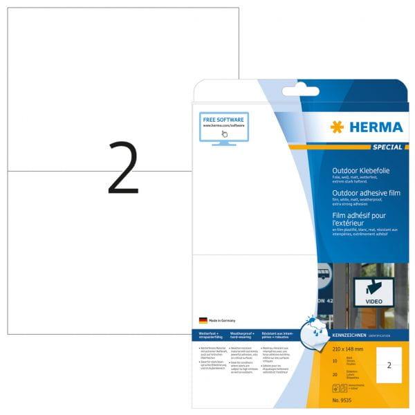 HERMA Papier, Folien, Etiketten 9535 4