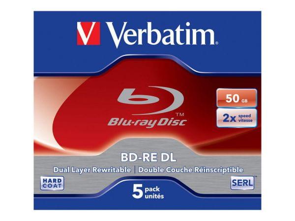 Verbatim Optische Speichermedien 43760 1