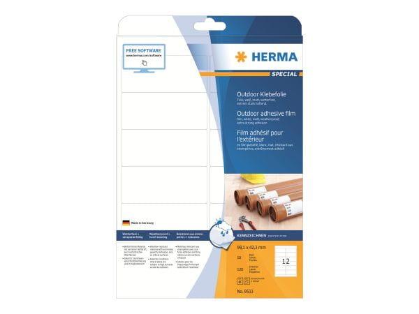 HERMA Papier, Folien, Etiketten 9533 1