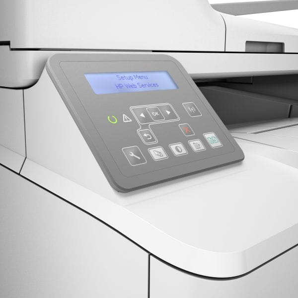 HP  Multifunktionsdrucker 4PA42A#B19 2
