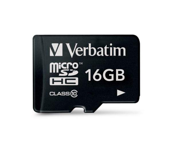 Verbatim Speicherkarten/USB-Sticks 44010 4