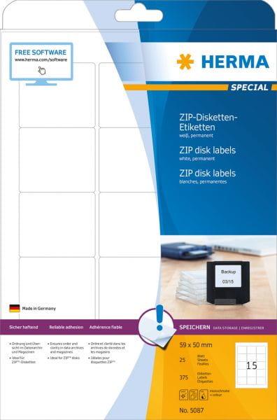 HERMA Papier, Folien, Etiketten 5087 4