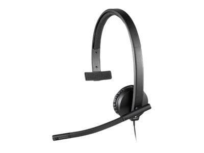 Logitech Headsets, Kopfhörer, Lautsprecher. Mikros 981-000571 6