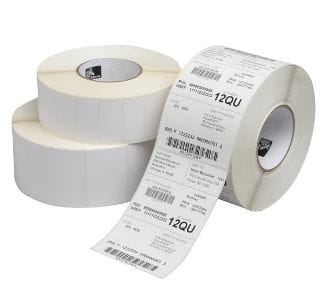 Zebra Papier, Folien, Etiketten 3007519-T 2