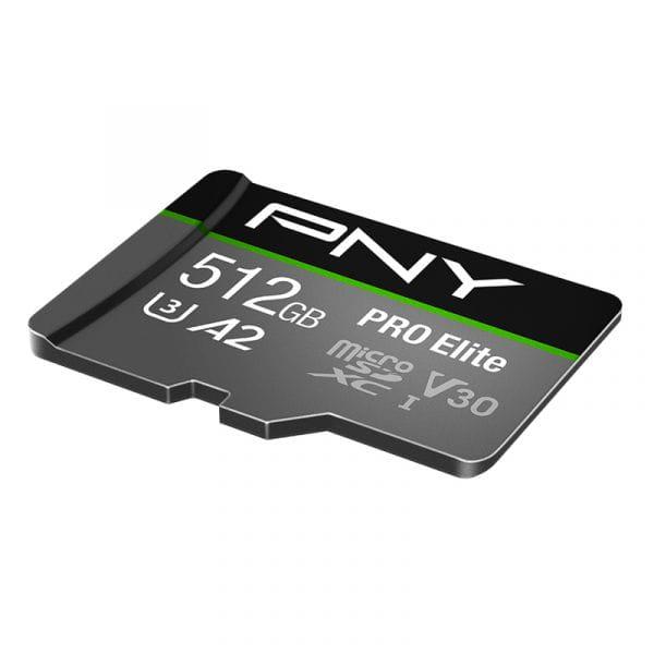 PNY Speicherkarten/USB-Sticks P-SDUX512U3100PRO-GE 2