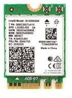 Intel Netzwerkadapter / Schnittstellen AX200.NGWG.NV 1