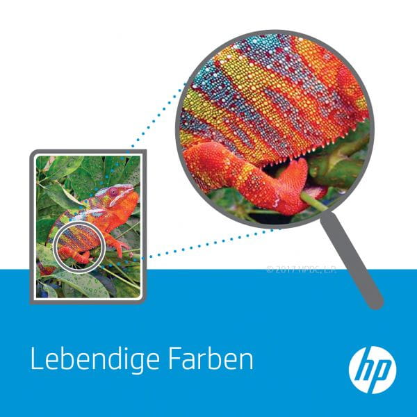 HP  Tintenpatronen F6U67AE 5