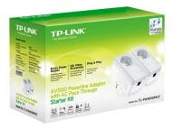 TP-Link Netzwerk Switches / AccessPoints / Router / Repeater TL-PA4010P KIT 1