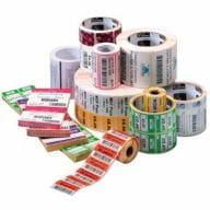 Zebra Papier, Folien, Etiketten 880134-038 1