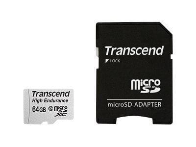 Transcend Speicherkarten/USB-Sticks TS64GUSDXC10V 1