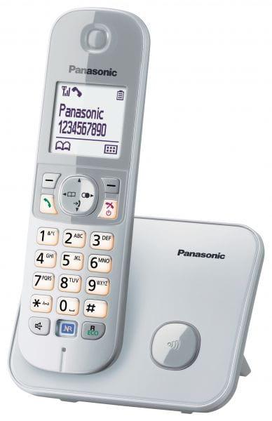 Panasonic Telefone KX-TG6811GS 1
