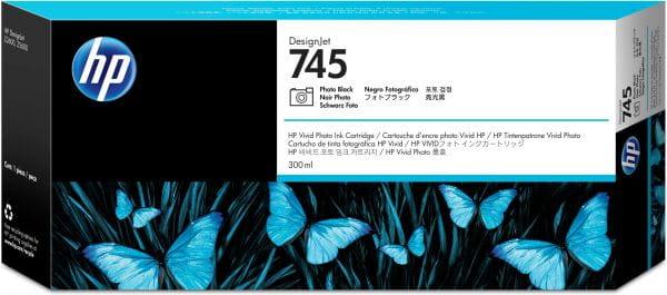 HP  Tintenpatronen F9K04A 2