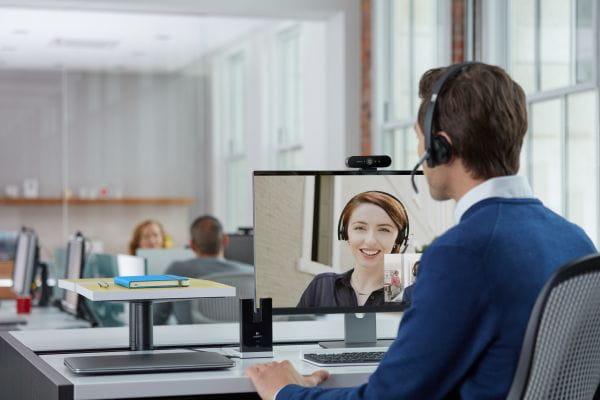 Logitech Netzwerkkameras 960-001106 2