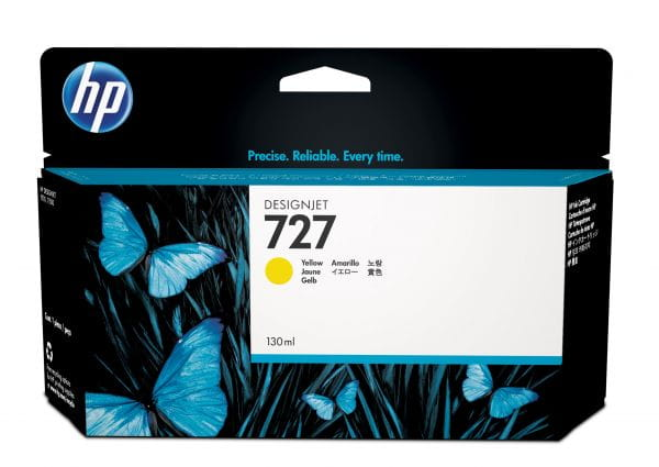 HP  Tintenpatronen B3P21A 1
