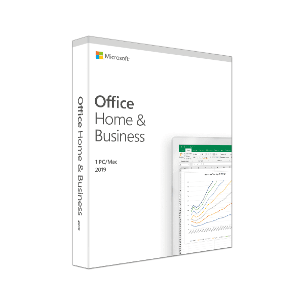 Office Home & Business 2019 - Box-Pack - Englisch