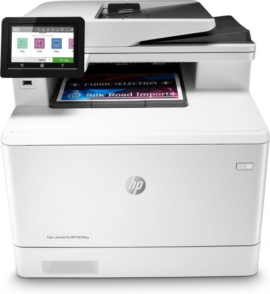HP  Multifunktionsdrucker W1A78A#B19 1