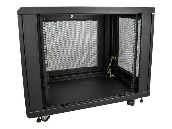 StarTech.com Serverschränke RK1233BKM 4