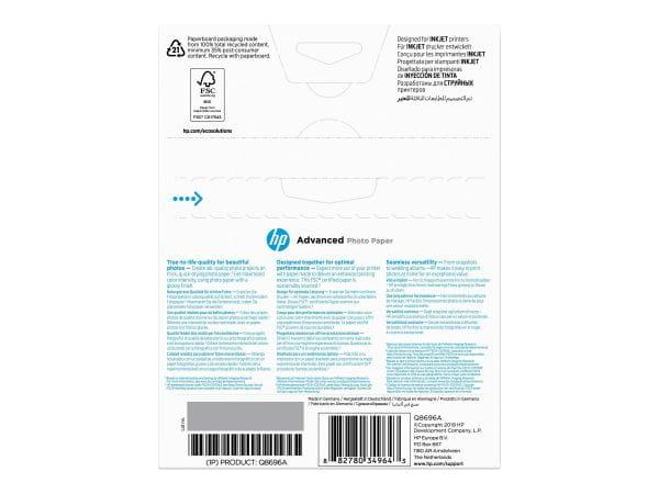 HP  Papier, Folien, Etiketten Q8696A 4
