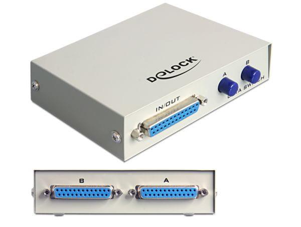 Delock Netzwerk Converter und KVM 87618 1