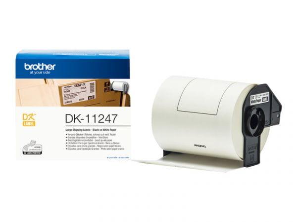 Brother Papier, Folien, Etiketten DK11247 5