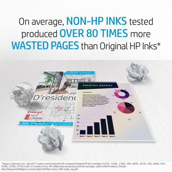 HP  Tintenpatronen 3YL83AE#BGX 4