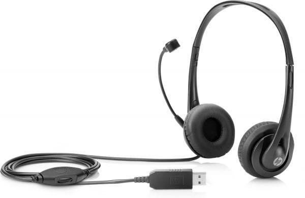 HP  Headsets, Kopfhörer, Lautsprecher. Mikros T1A67AA 1