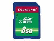 Transcend Speicherkarten/USB-Sticks TS8GSDHC4 1