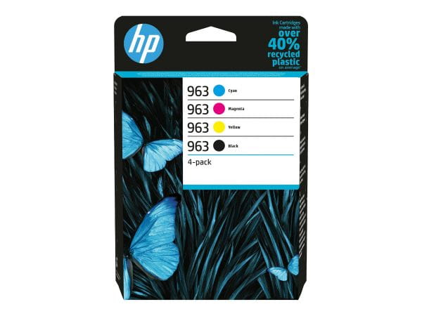 HP  Tintenpatronen 6ZC70AE#301 1