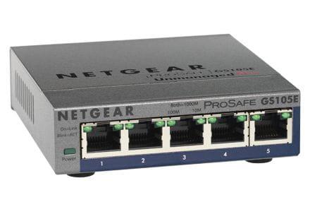 Netgear Netzwerk Switches / AccessPoints / Router / Repeater GS105PE-10000S 2