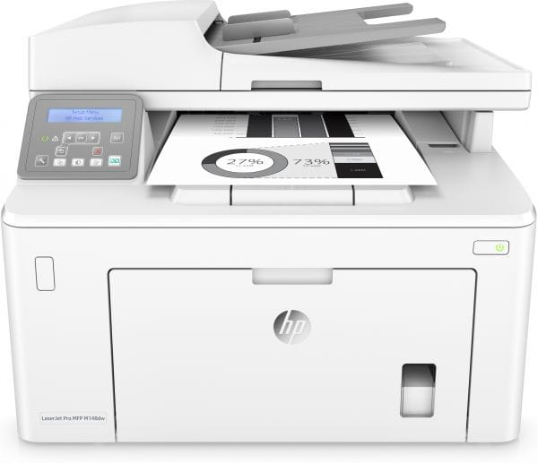 HP  Multifunktionsdrucker 4PA41A#B19 1