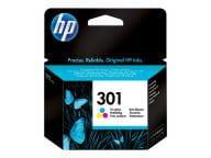 HP  Tintenpatronen CH562EE#301 1