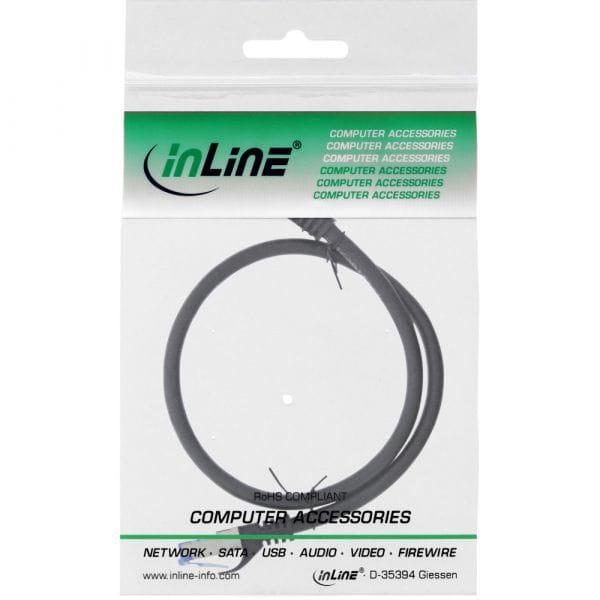 inLine Kabel / Adapter 72855S 3