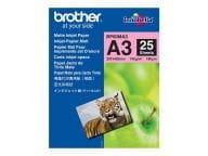 Brother Papier, Folien, Etiketten BP60MA3 1