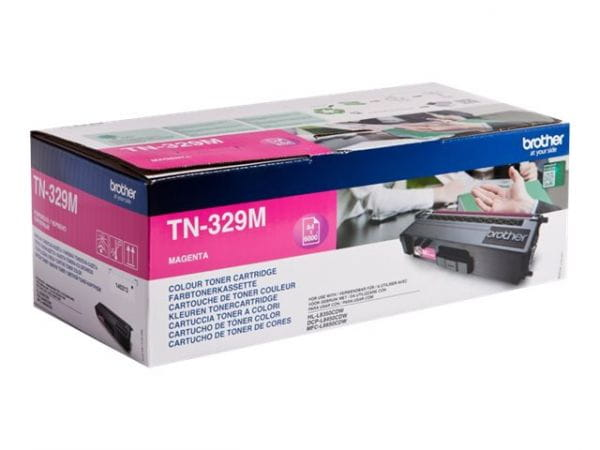 Brother Toner TN329M 1