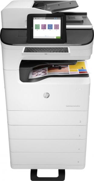 HP  Multifunktionsdrucker J7Z12A#B19 1