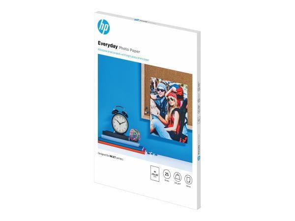 HP  Papier, Folien, Etiketten Q5451A 1