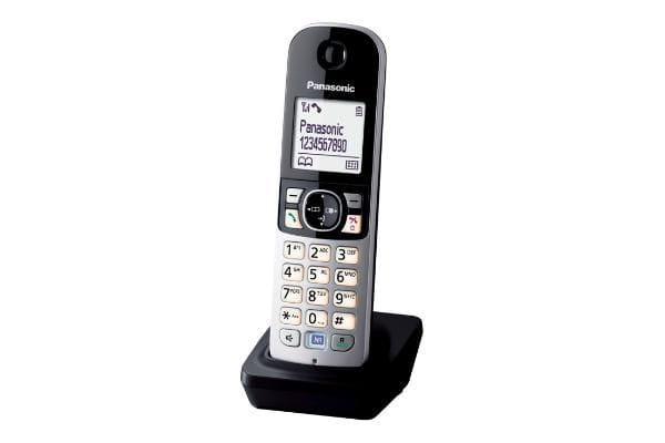 Panasonic Telefone KX-TGA681EXB 1
