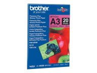 Brother Papier, Folien, Etiketten BP71GA3 1